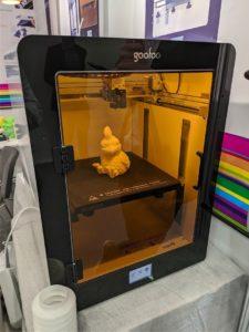 как работает 3Д принтер